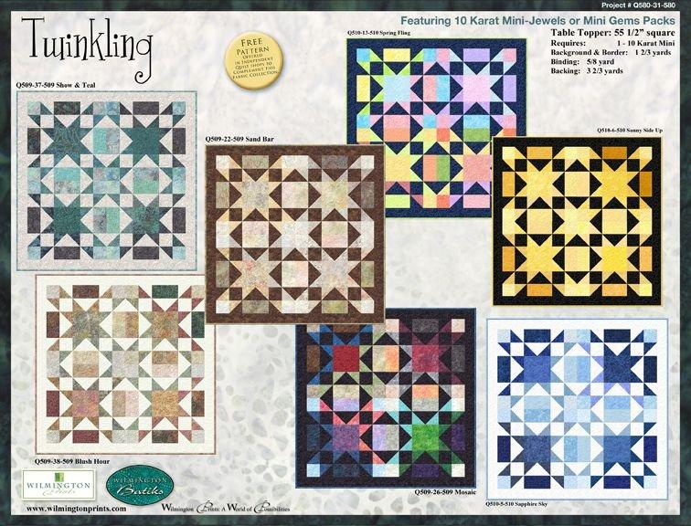 Twinkling Pattern