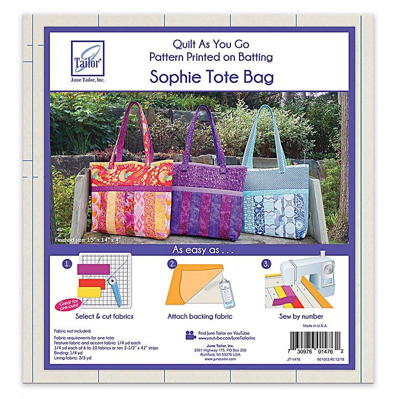 QAYG Sophie Tote Bag JT 1476