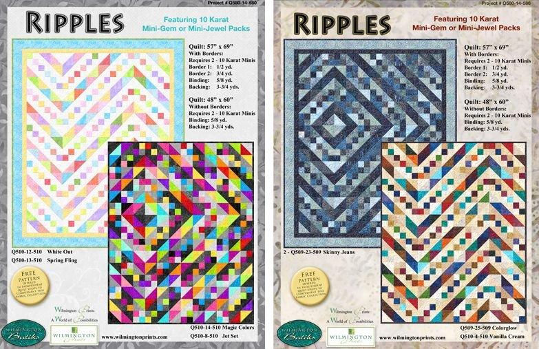 Ripples Pattern