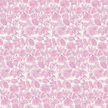 Primavera Moxie Floral Neon Pink RP308 NP1NP
