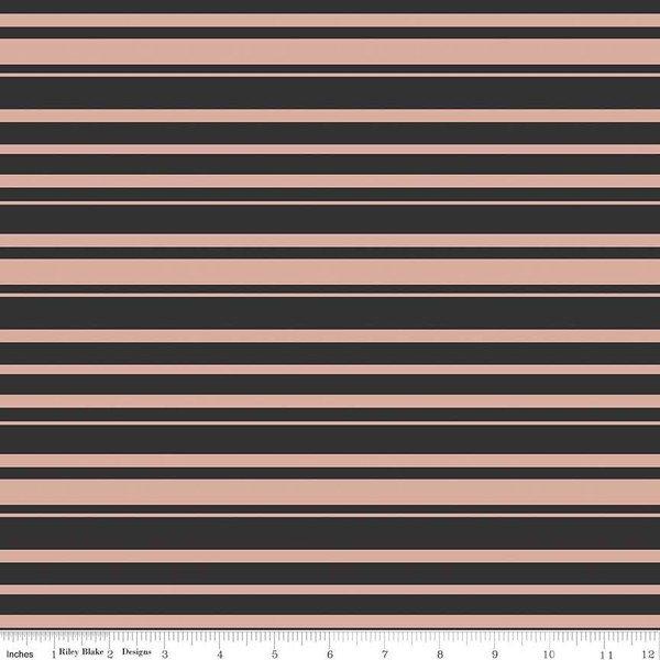 Bliss Stripes Black Sparkle SC8166