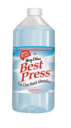 Best Press 32oz Scent Free Refill