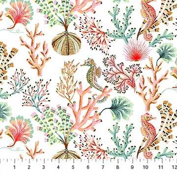 Sea Botanica by FIGO Fabrics