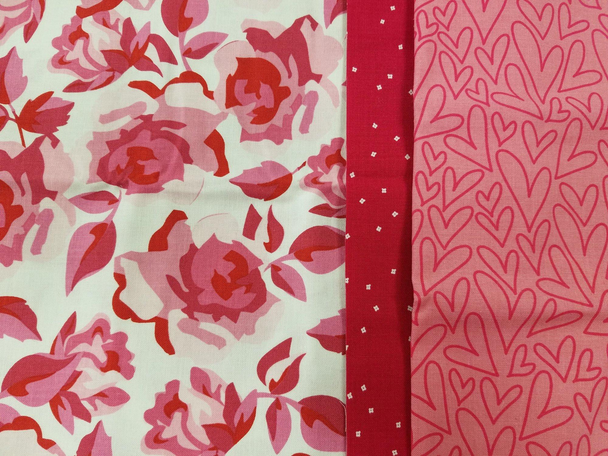 Sending Love Valentines Pillowcase Kit