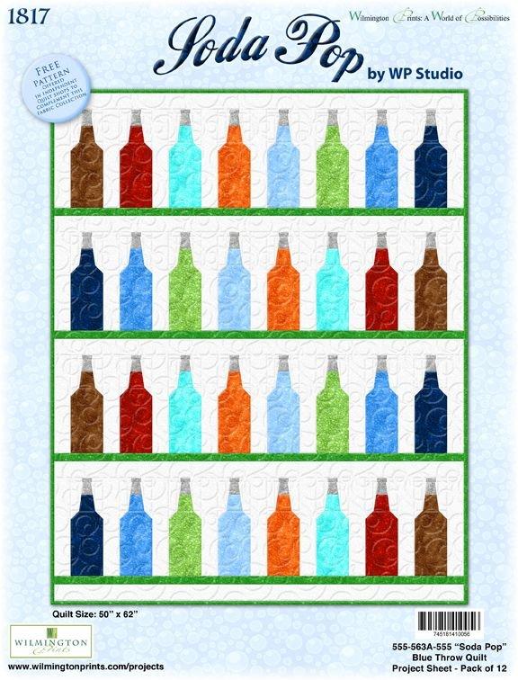 Soda Pop Pattern - Gray