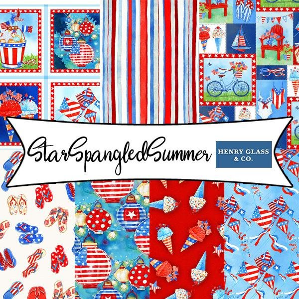 Star Spangled Summer by Henry Glass