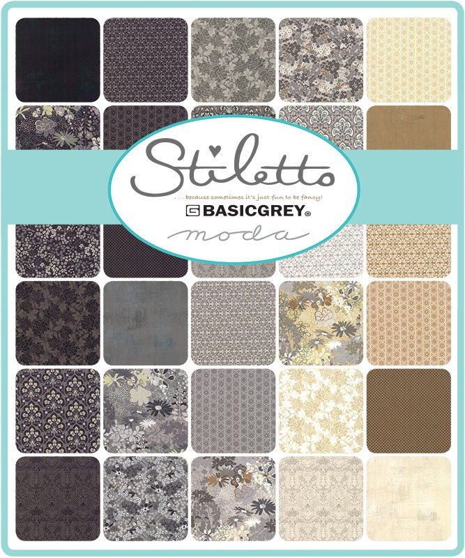 Stiletto by BasicGrey for Moda Fabrics