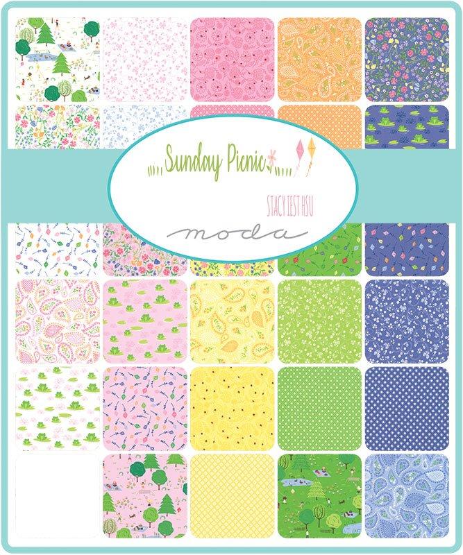 Sunday Picnic by Moda Fabrics