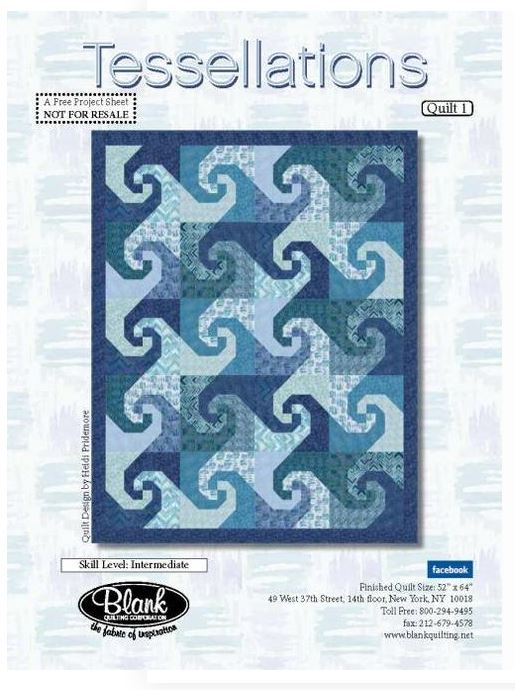 Tessellations Quilt Kit