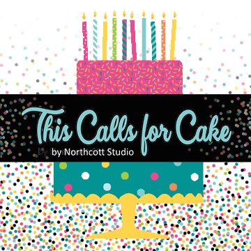 This Calls For Cake by Northcott