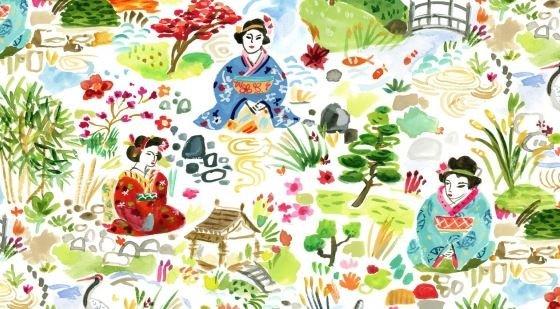 Tokyo Dreams Kyoto Garden