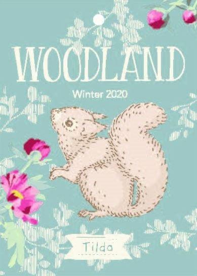Woodland by Tilda Fabrics