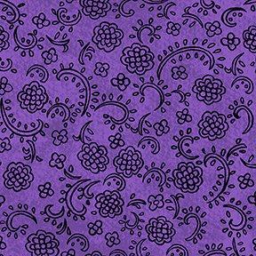 Cassandra Dark Purple