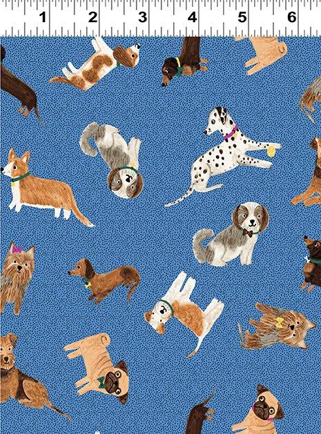 Uptown Dogs Denim Y3143 88