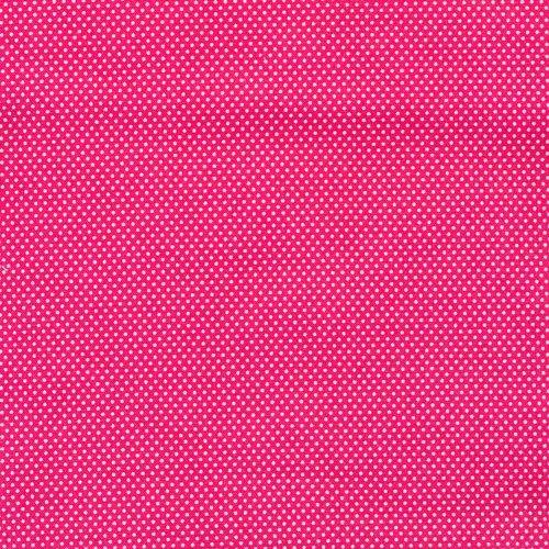 Essentials Micro Dot - Pink/White