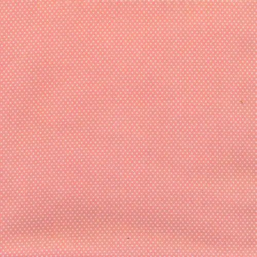 Essentials Micro Dot - Lt Pink/White
