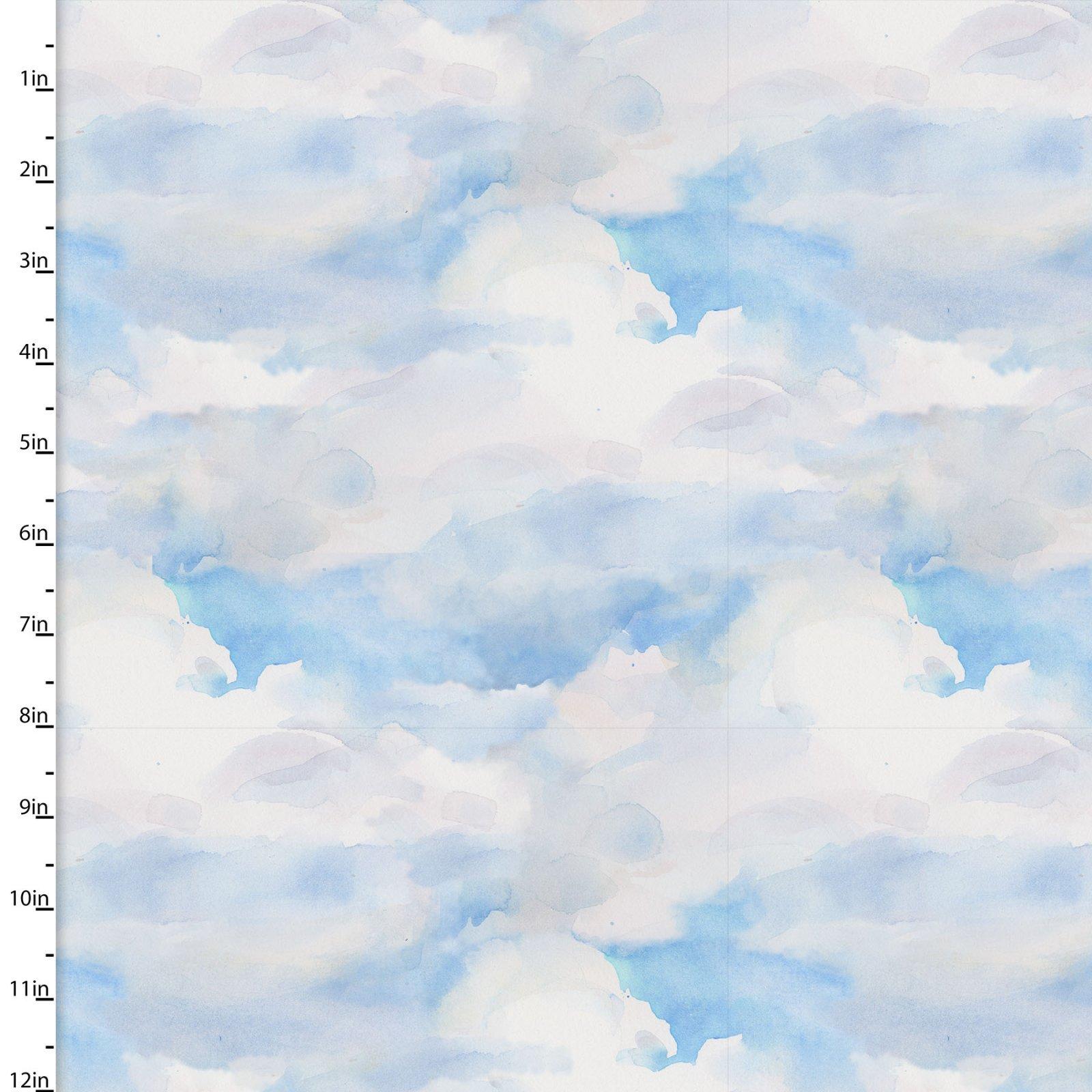 Sunflower Stampede - Clouds