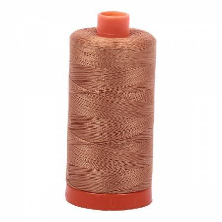 Aurifil Mako 50 Cotton 2335 Cinnamon