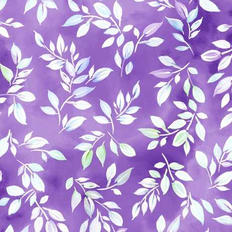 Mimosa - Leaf - Lilac