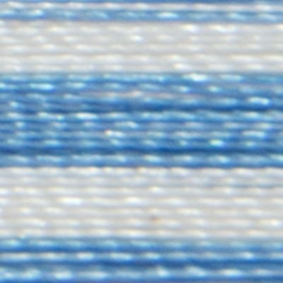 Isacord 40 Variegated 1000m - The Blues