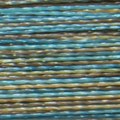 Isacord 40 Variegated 1000m - Egyptian Turquoise
