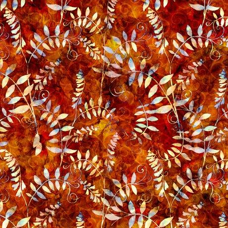 Botanica Leaf Vine - Rust
