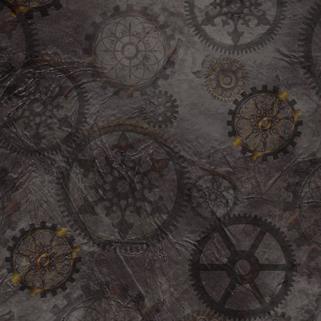 Aquatic Steampunkery - Gears - Smoke