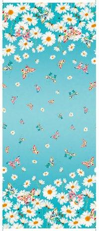 Daisy Meadow - Daisy & Butterfly Double Border