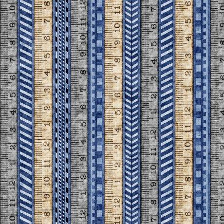 A Little Handy - Tape Measure - Blue