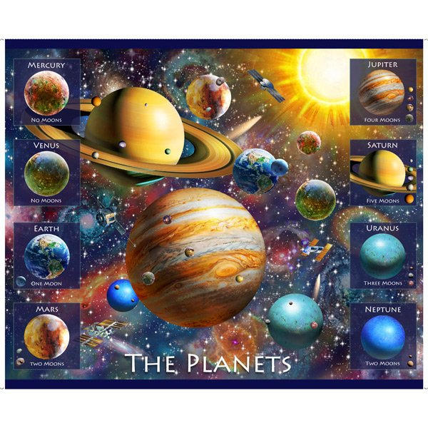 Artworks XVIII - Planet Panel 36
