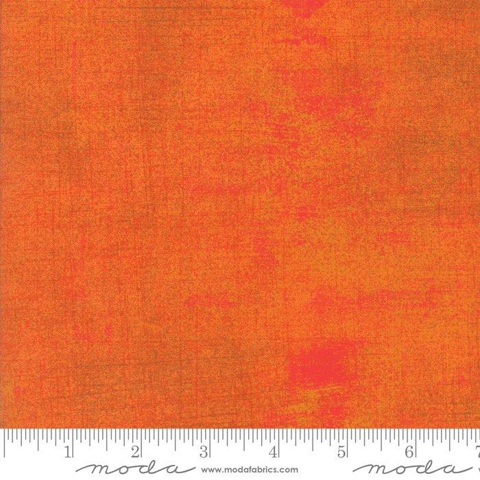 Grunge Basics - Russet Orange