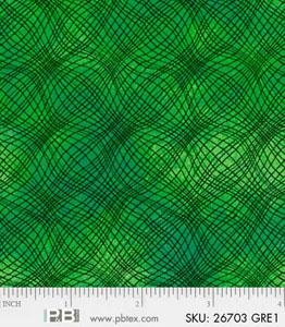 Mesh - Green