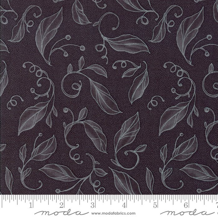 Sweet Pea Lily - Stormy Grey (floral)