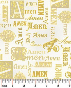Amen Cream (Bible Study)