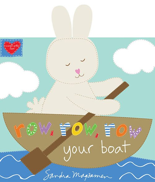 Row Row Row Your Boat Softbook Panel - Multi