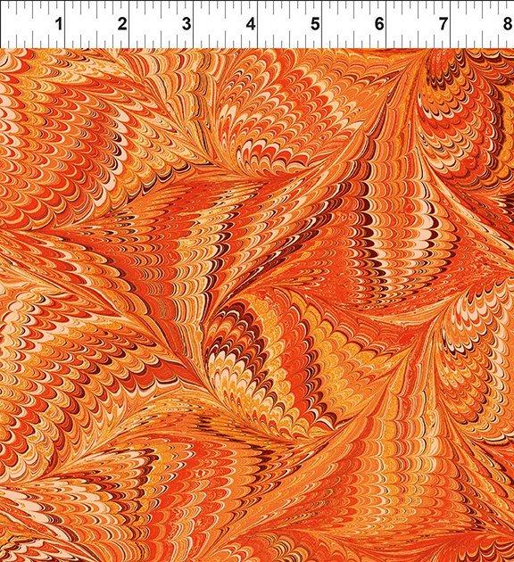 Marble Essence - Genova - Orange