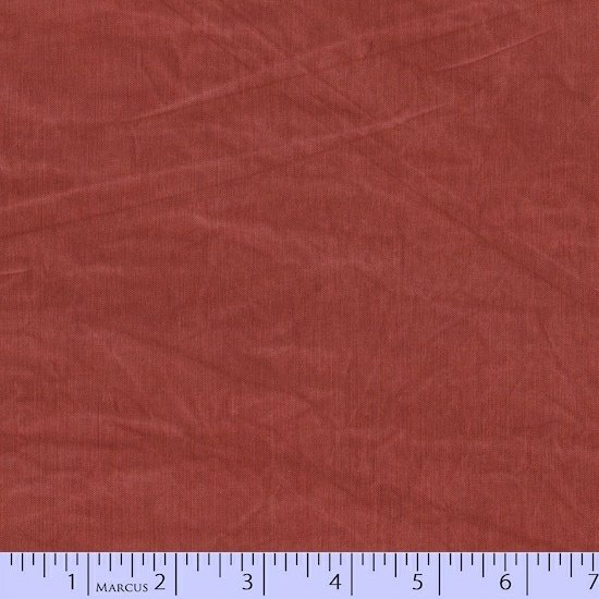 Aged Muslin - Coral