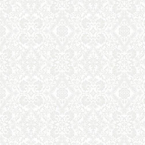 Modern Lace White