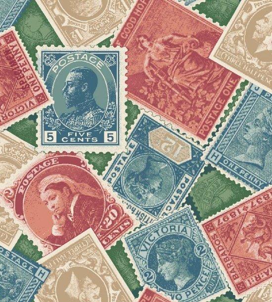Bookshop - Stamps