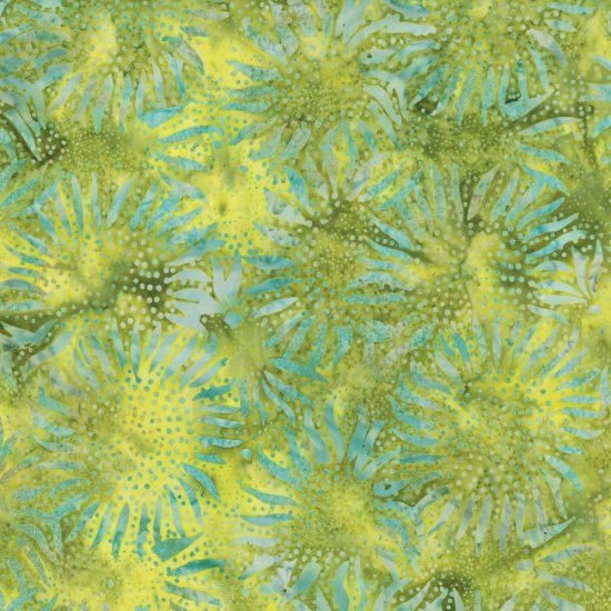 Bali Chop - Sunflower Chartreuse