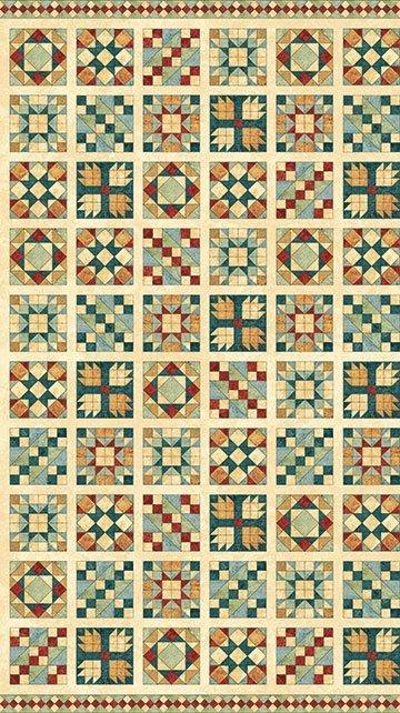 A Stitch in Time 39357-11 Blocks