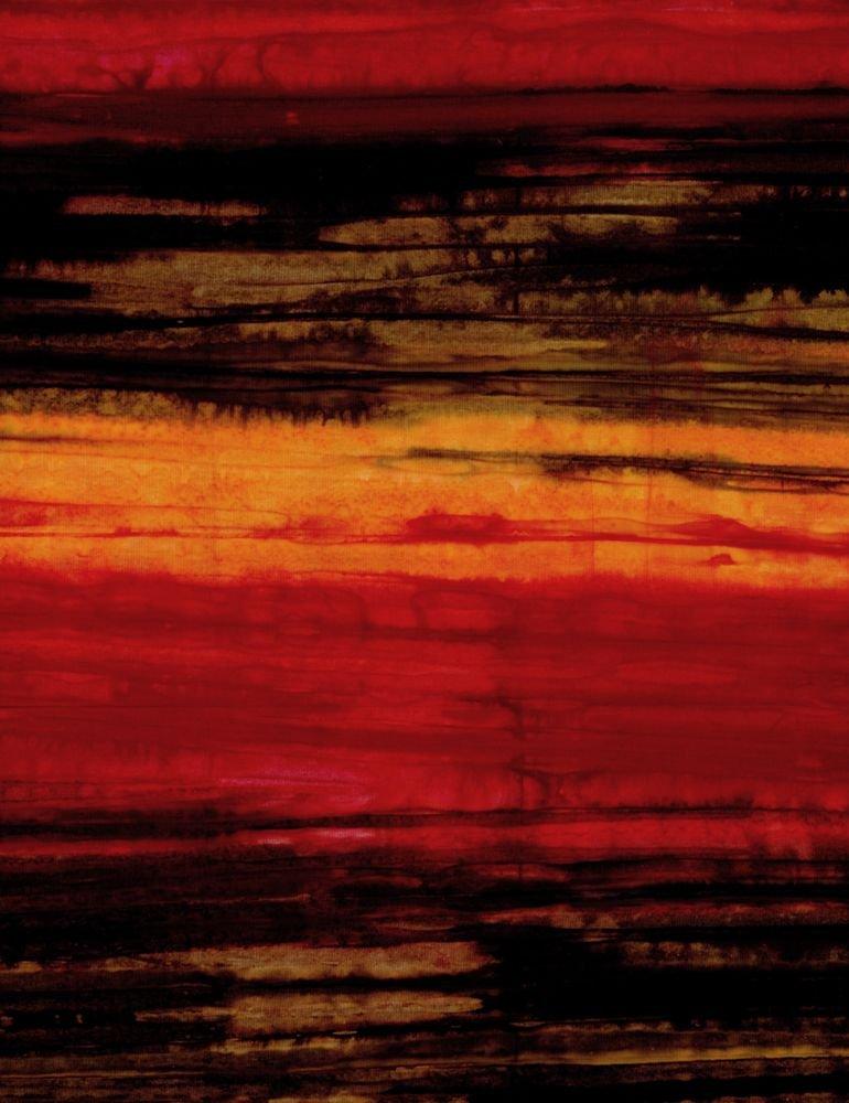 Tonga - Watercolor Streaks - Earth