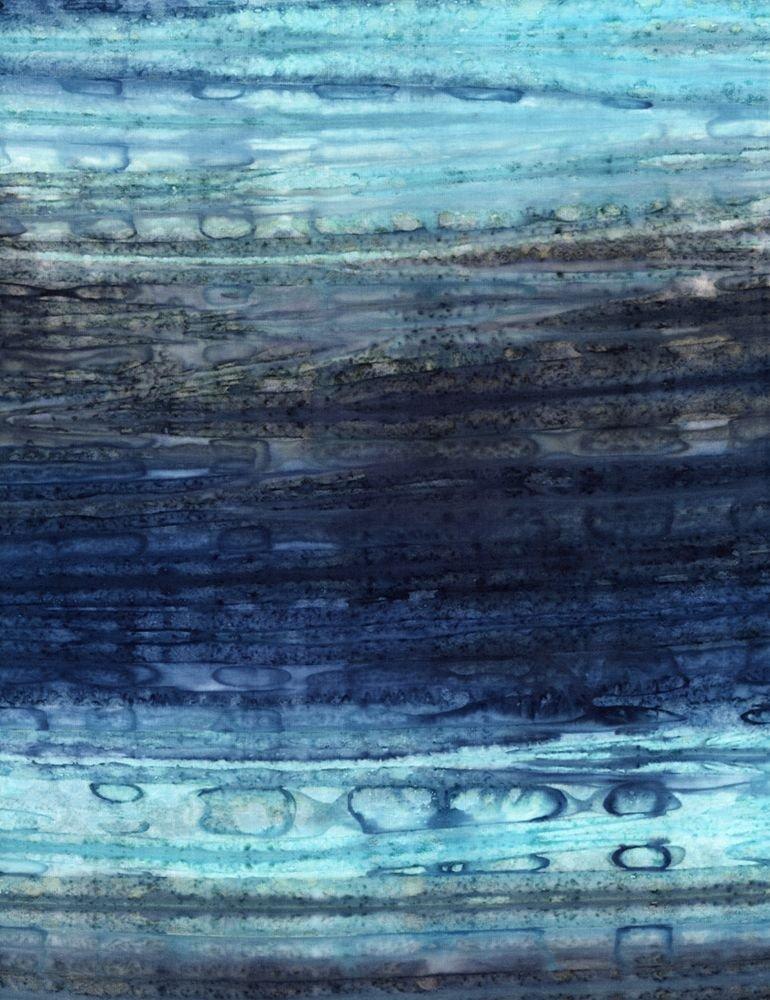 Tonga - Watercolor Streaks - Mountain