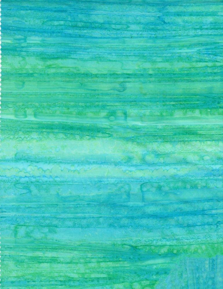 Tonga - Watercolor Streaks - Ocean