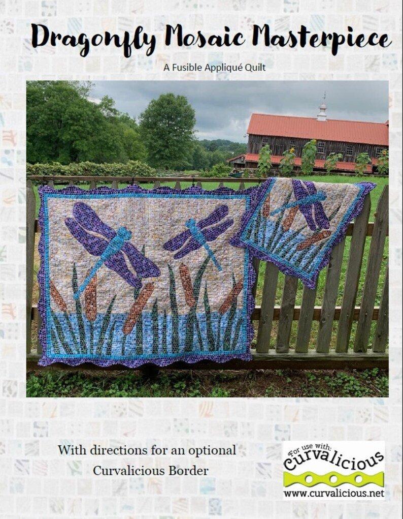 Dragonfly Mosaic Masterpiece