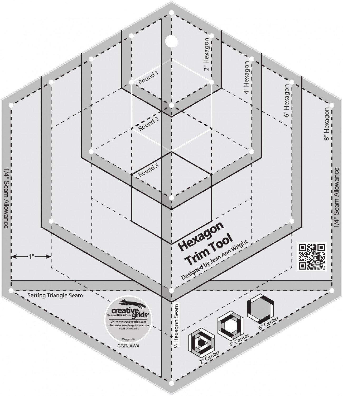 CGR Hexagon Trim Tool