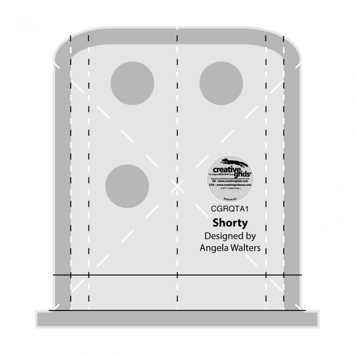 CGR Machine Quilting Tool - Shorty