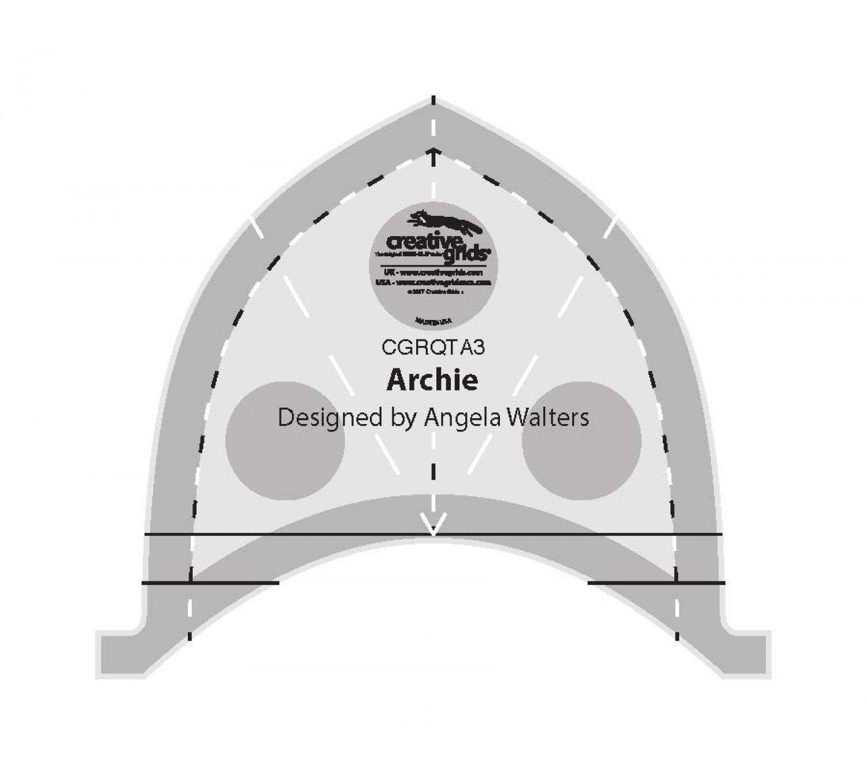 CGR Machine Quilting Tool - Archie