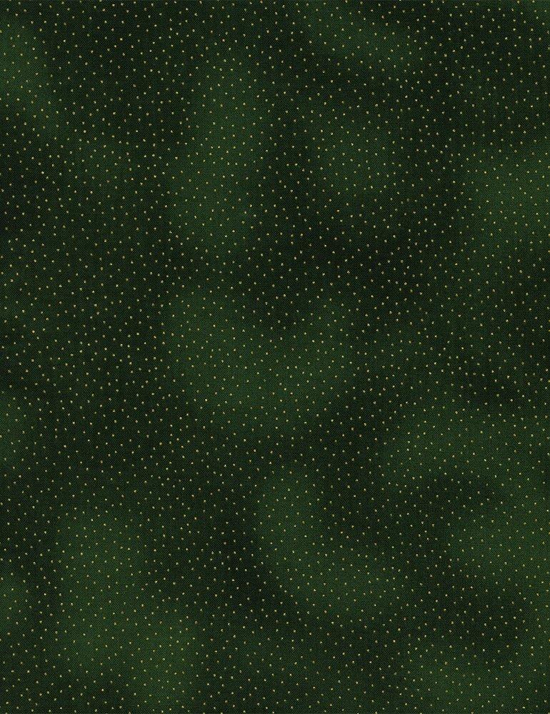 Dot - Metallic Pin Dots - Green