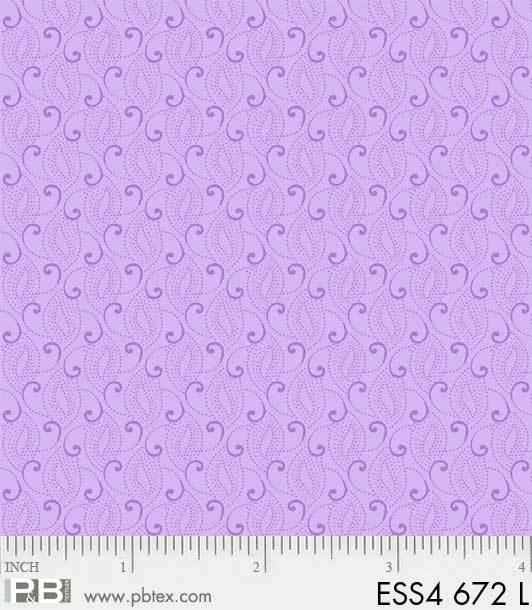 Bear Essentials 4 Paisley Lavender